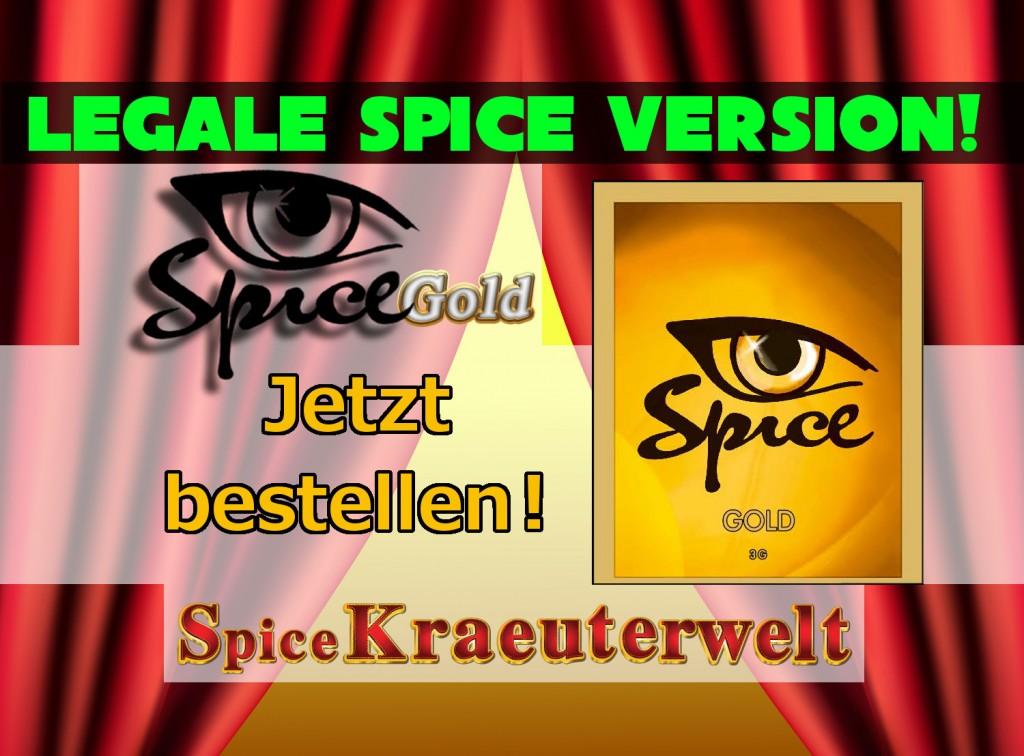 Spice gold Räuchermischung Shop