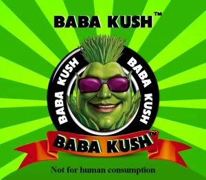 1g Baba Kush Raeuchermischung
