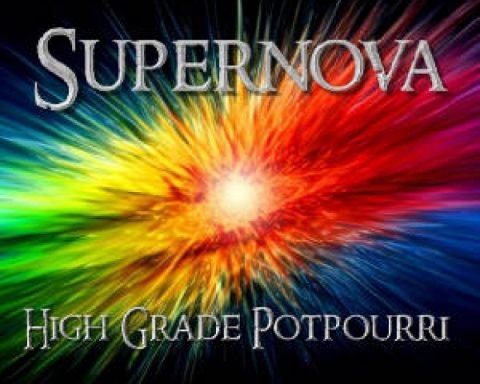 Supernova Raeuchermischung, Kraeutermischung