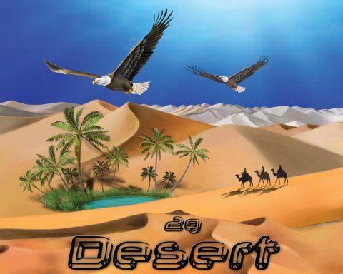 Desert 2g Raeuchermischung