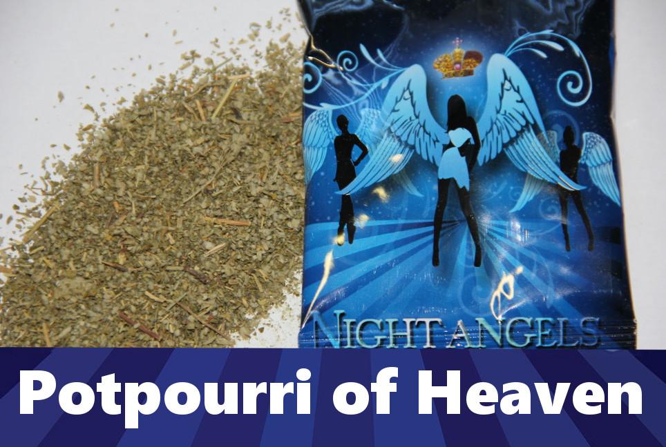 Inhalt einer Packung Night Angels 2g